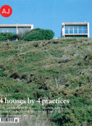 The Architects Journal / Feeringbury Barn