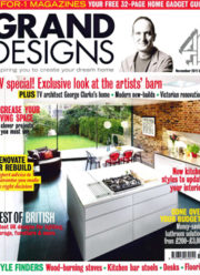 Grand Designs / Feeringbury Barn